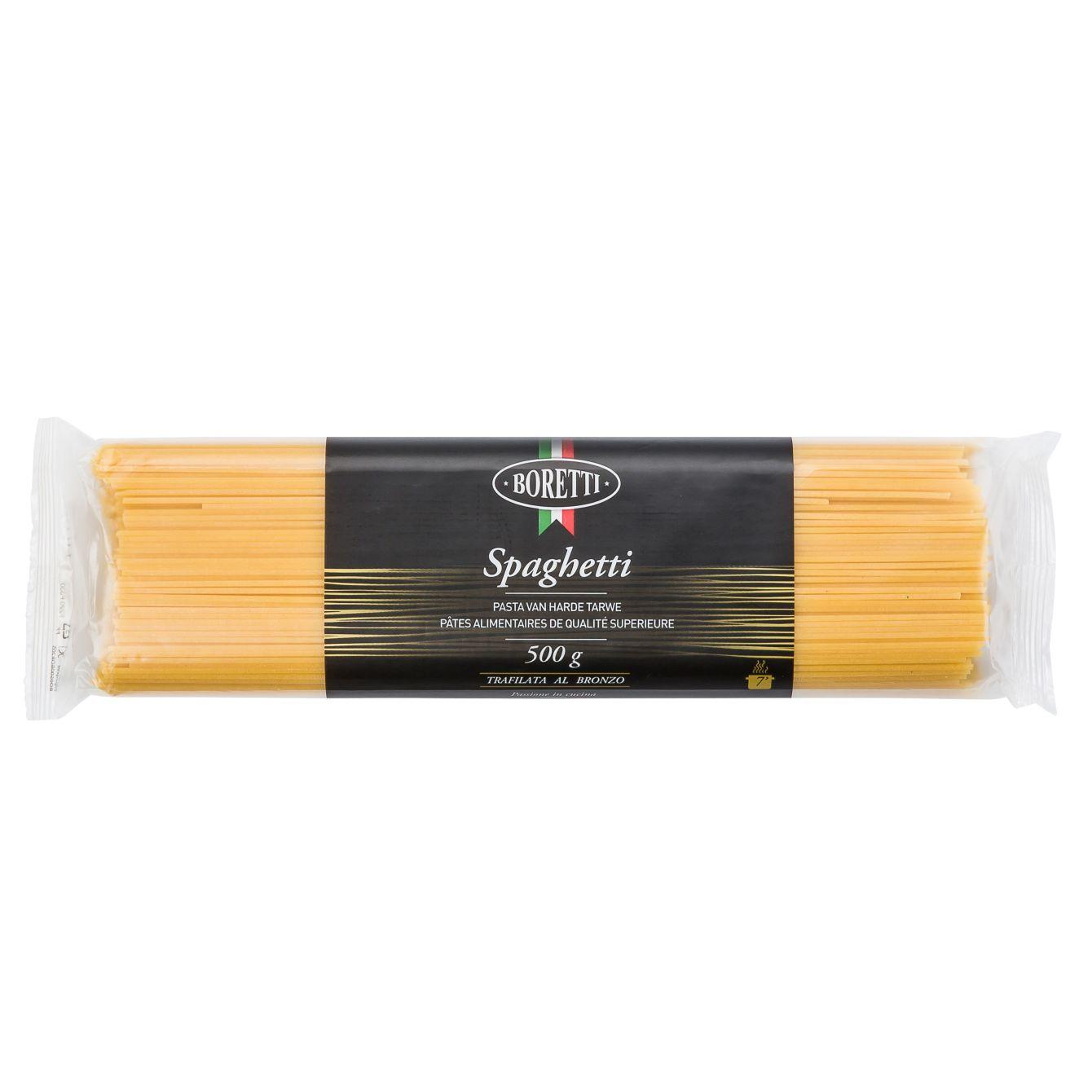 Boretti Spaghetti