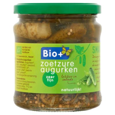 Bio+ Augurken