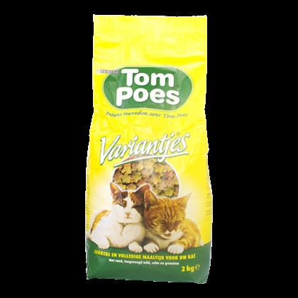 Tompoes Variantjes