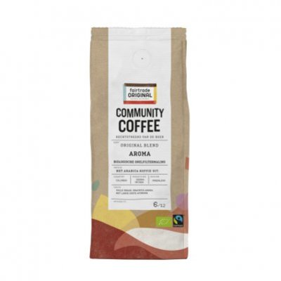 Fairtrade Original Aroma snelfiltermaling