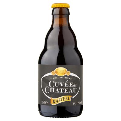 Kasteel Cuvée du Chateau Belgian Ale Fles 33 cl