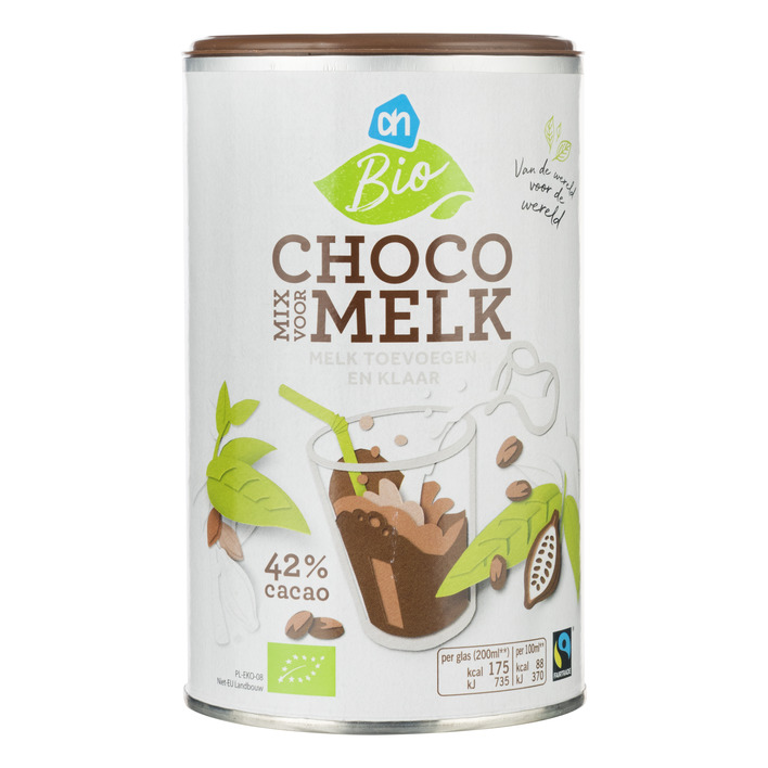 Huismerk Chocomelk bio