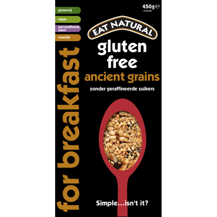 Eat Natural Ancient grains glutenvrij