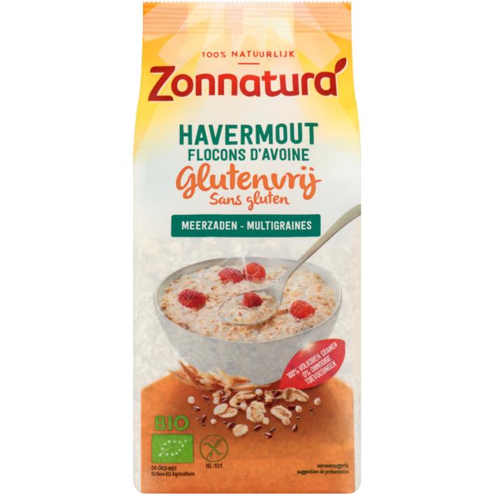 Zonnatura Glutenvrije pap meer-zaden