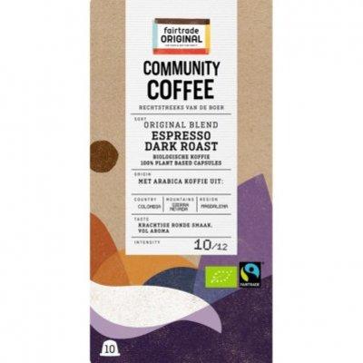 Fairtrade Original Dark roast cupjes