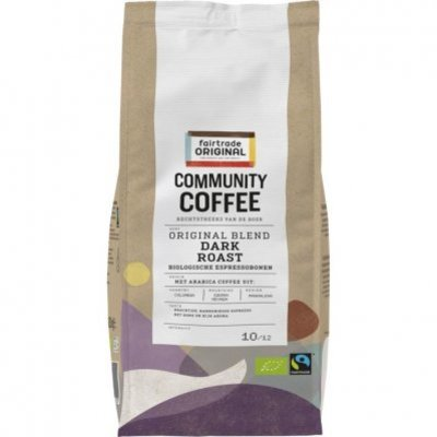 Fairtrade Original Dark roast bonen