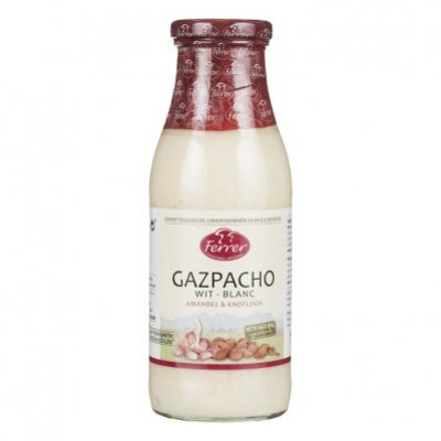 Ferrer Gazpacho knoflook & amandel