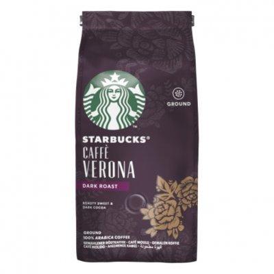 Starbucks Caffè verona dark roast gemalen koffie