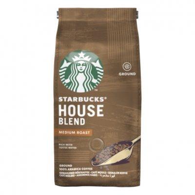 Starbucks House blend medium roast gemalen koffie