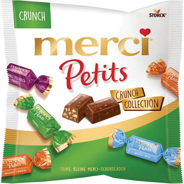 Merci collection crunch