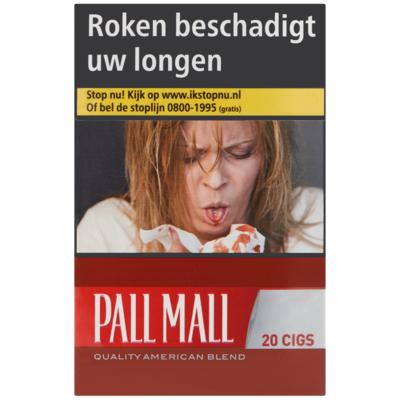 Pall Mall Red L