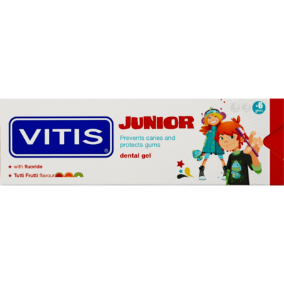 Vitis Junior gel
