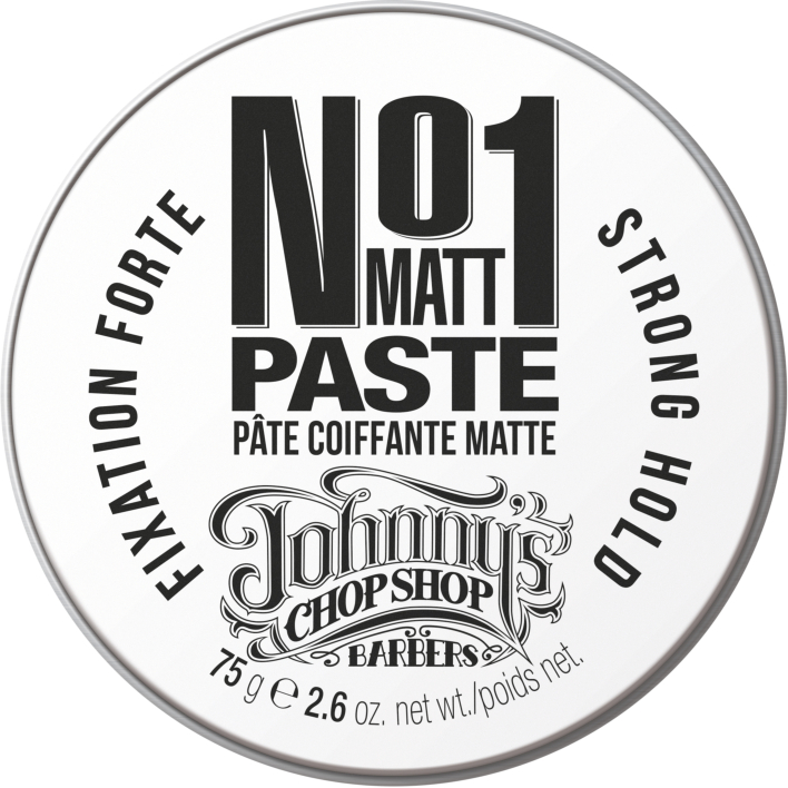 Johnny's Chop Shop Matt paste