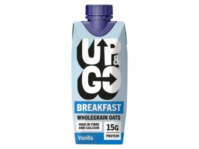 Up & Go Vanilledrink