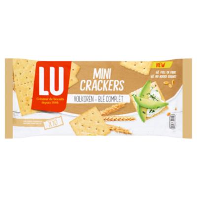 Lu Minicrackers volkoren