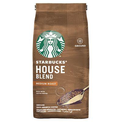 Starbucks house blend medium roast 200 gram