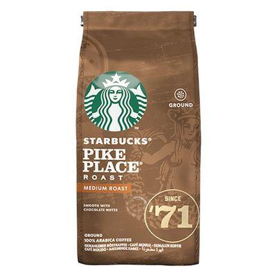 Starbucks Pike Place medium roast filter 200 gram