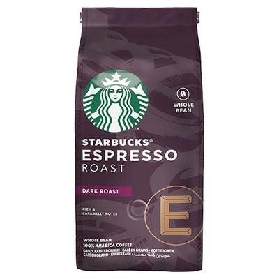 Starbucks espresso dark roast bonen 200 gram