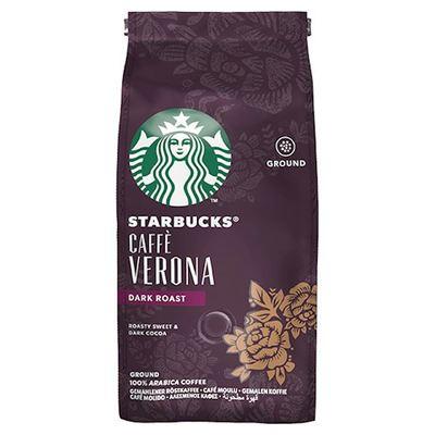 Starbucks caffé Verona dark roast 200 gram