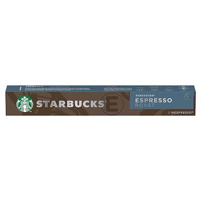 Starbucks espresso roast 10 stuks