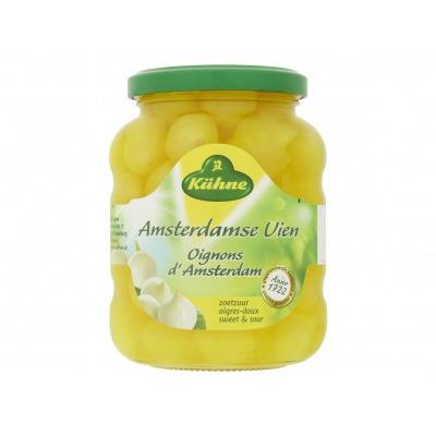 Kühne Amsterdamse uien