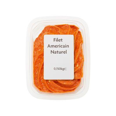 Neutraal Filet Americain Naturel
