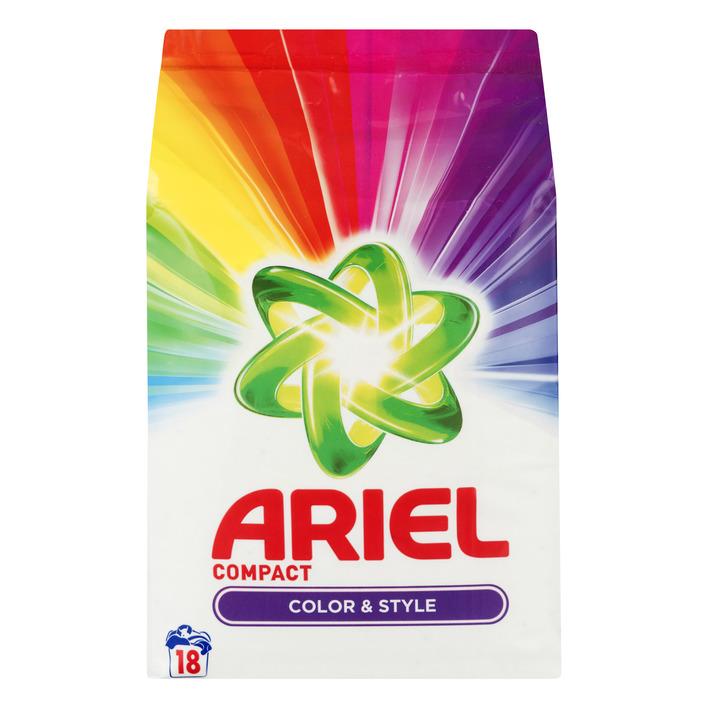 Ariel Poeder color