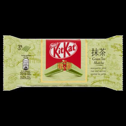 Nestlé Kitkat matcha green tea