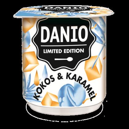 Danio Romige kwark kokos-karamel