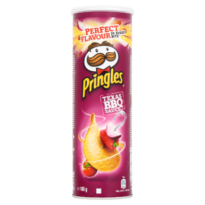 Pringles Texas BBQ Sauce 165 g