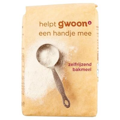 Huismerk zelfrijzend bakmeel 500 gram