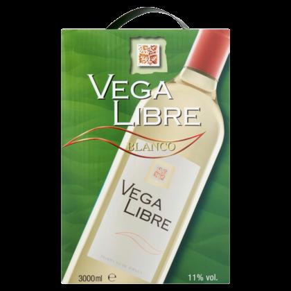 Vega Libre Witte wijn Wijntap