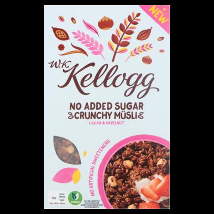 Kellogg's Granola cacao & nuts