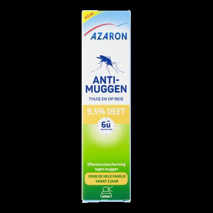 Azaron Anti-muggen 9,5% deet spray