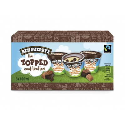 Ben & Jerry's Classic coollection mp