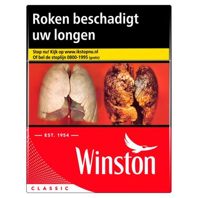 Winston Classic Box 35
