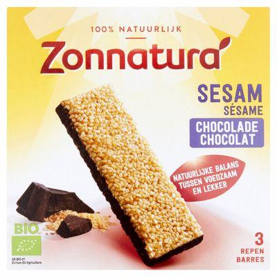 Zonnatura Sesam Crunch Choco