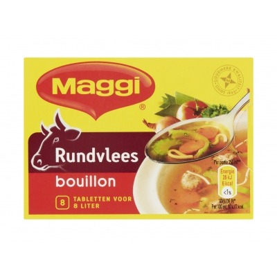 Maggi Rundvlees bouillon
