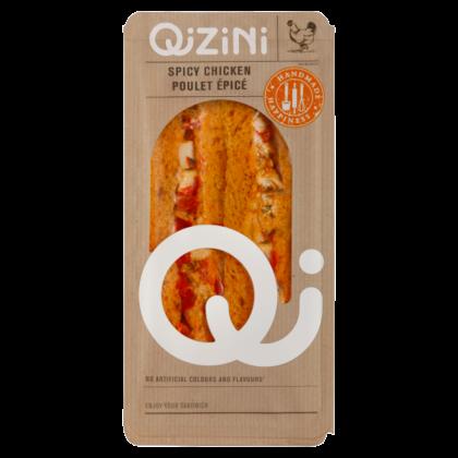 Qizini Sandwich spicy chicken