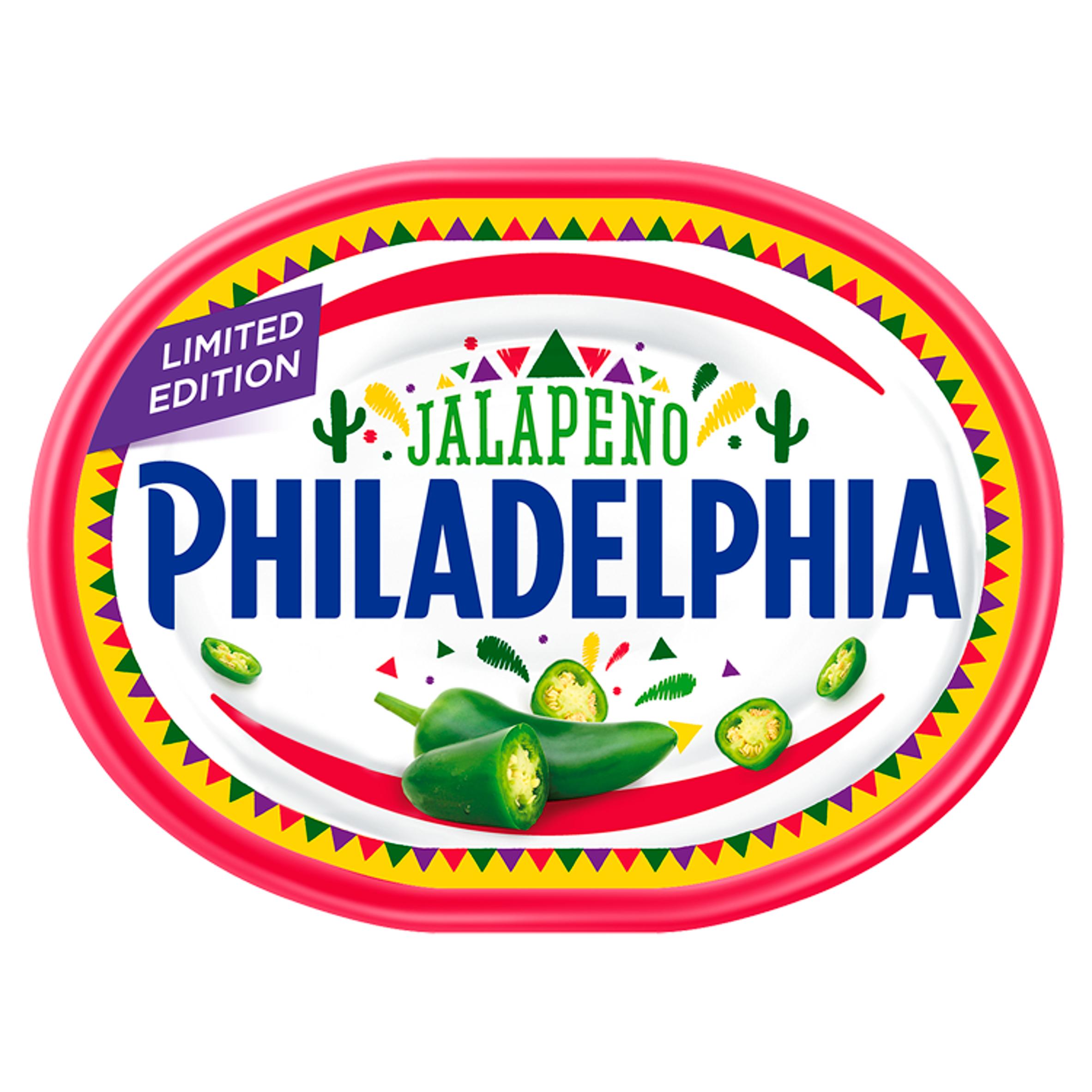 Philadelphia Jalapeno 175 g