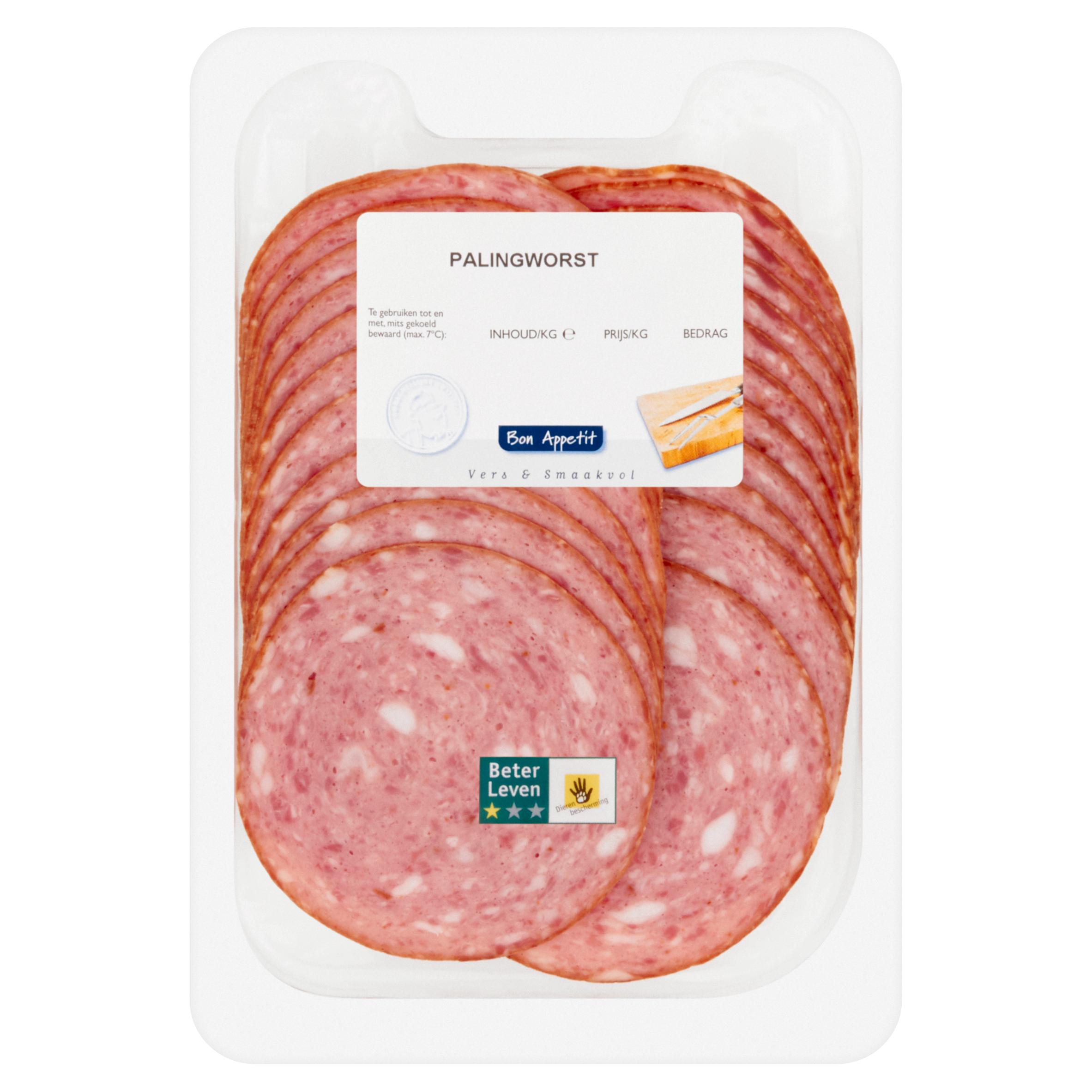 Bon Appétit Palingworst 0,150 kg