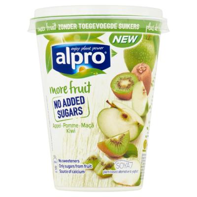 Alpro Appel Kiwi met Meer Fruit 400 g
