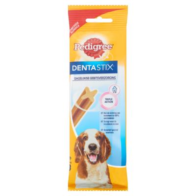 Pedigree Dentastix Dagelijkse Gebitverzorging 3 Stuks 77 g