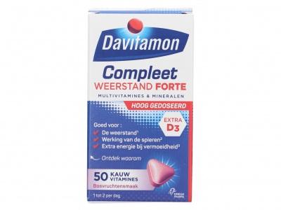 Davitamon Davita compleet weerstand