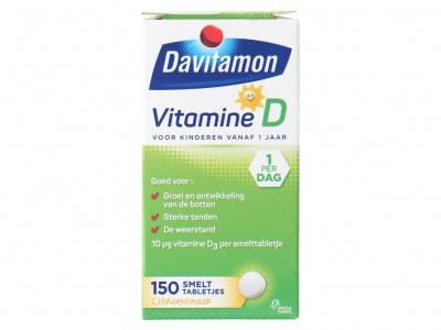 Davitamon D kind