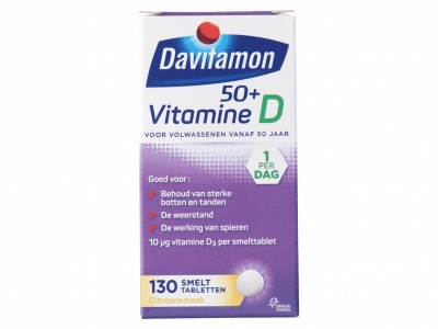 Davitamon D 50+