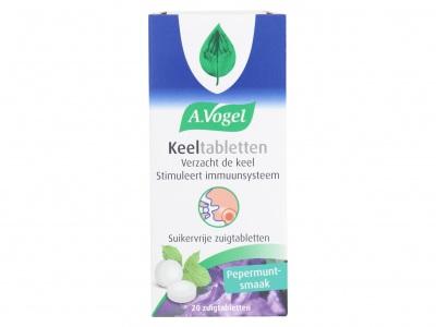 A. Vogel Keeltabletten