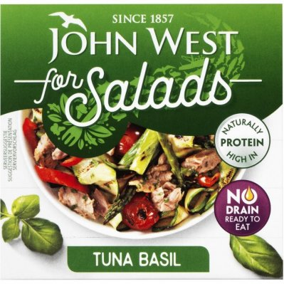 John West Tuna for salads basil