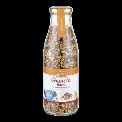 GIJS Granola haver vruchten gepofte spelt
