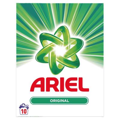 Ariel Regular Waspoeder 650g 10 Wasbeurten